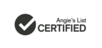 Angie's List Certified Business - Roofing Contractors