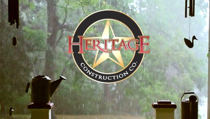 Roof Insurance Claim Tips - Heritage Construction Co.