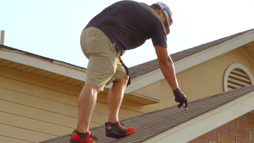 Residential Roofing Inspection | Heritage Construction Co.