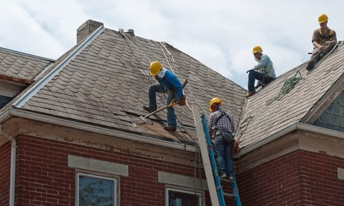 Heritage construction roofing company