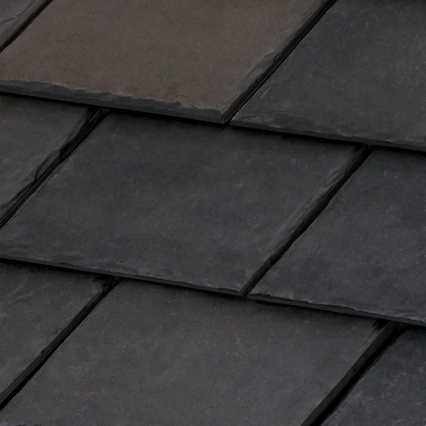 F-Wave Composite Slate Roofing Shingle