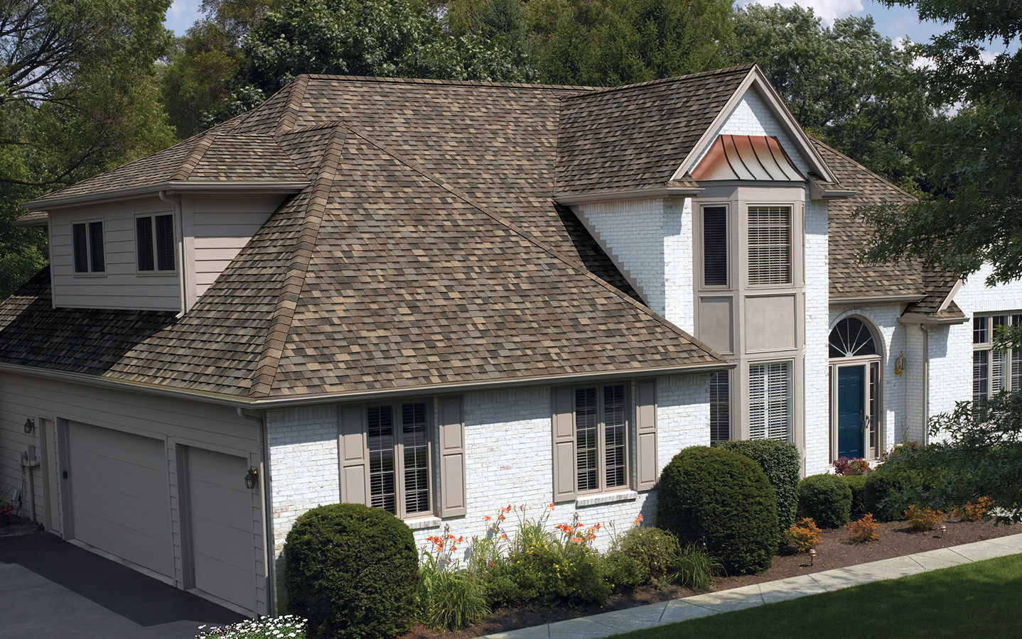 Owens Corning TruDef Duration Designer Roofing Shingle